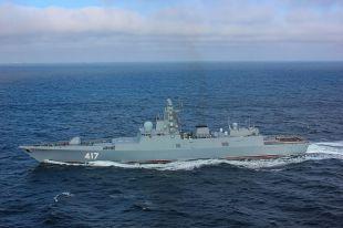 Очень опасен. В России начнут строительство сверхвооруженного фрегата