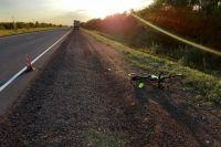 На дорогах Орска за 7 месяцев произошло 11 ДТП с участием детей и подростков на велосипедах и мопедах.