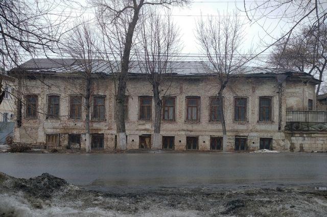 СК прекратил уголовное дело по Усадьбе Городисского в Оренбурге в отношении чиновников.