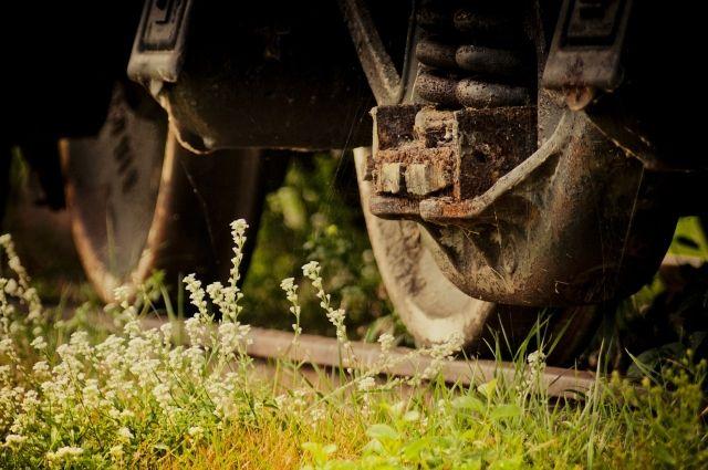 В Оренбургской области пассажирский поезд сбил насмерть пожилую женщину на станции Сакмарская.