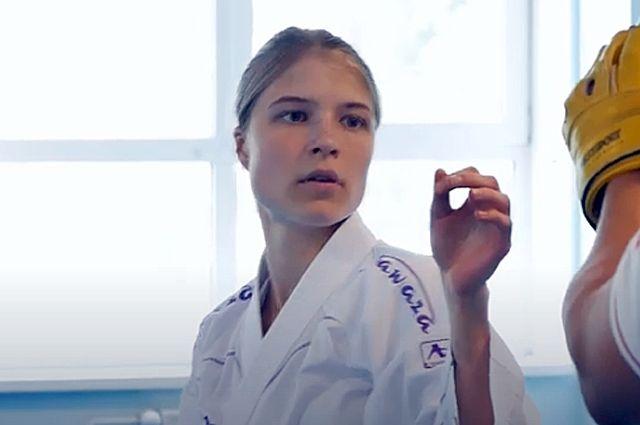 Анна Чернышёва.