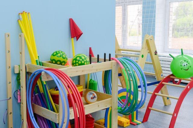 В детсаду «Гнёздышко» созданы все условия для развития способностей и творческого потенциала каждого ребёнка.