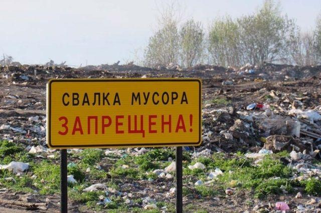За первое полугодие в Оренбургской области ликвидировано 20 несанкционированных свалок.