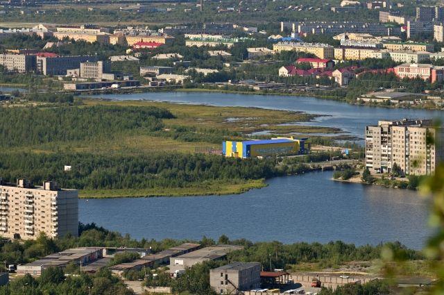 Новый микрорайон построят недалеко от озера Имандра.