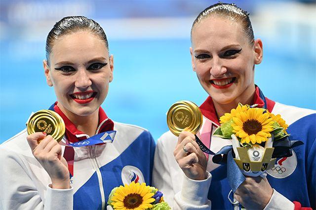 Светлана Колесниченко и Светлана Ромашина.