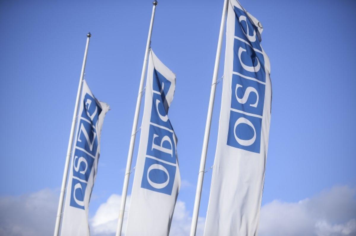 ОБСЕ решила не направлять наблюдателей на выборы в Госдуму