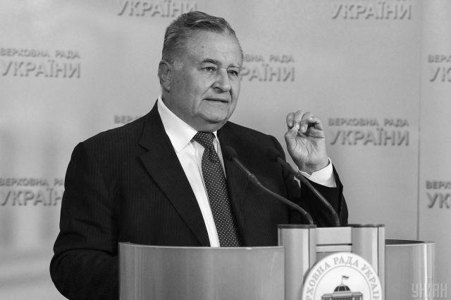 Умер первый председатель СБУ и бывший премьер-министр Евгений Марчук