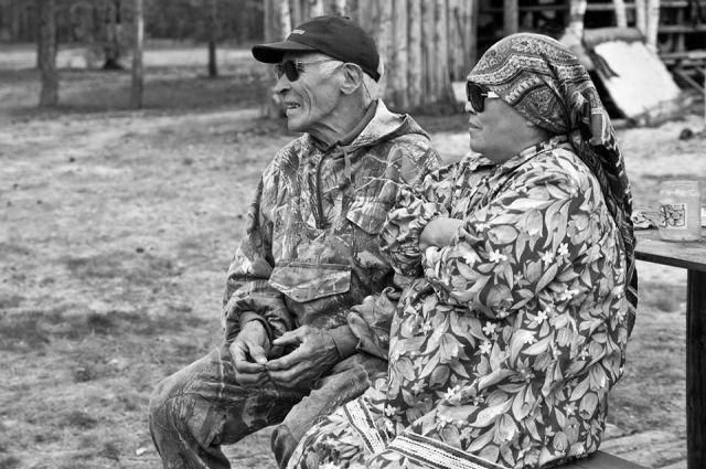 Супруги Ерныховы вместе уже 53 года