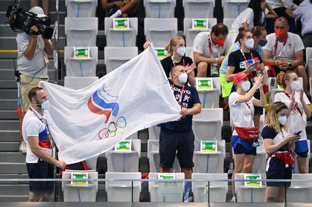 Сборная РФ опустилась на шестую строчку медального зачета Олимпиады