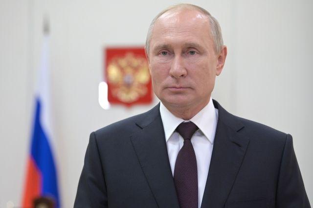 Путин посетит Башкирию 6 августа