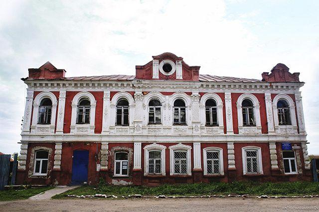 Тэффи Ротшильд не получала разрешения на реставрацию усадьбы Оглодкова в Оренбурге.