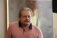 Известный омский художник Георгий Кичигин.