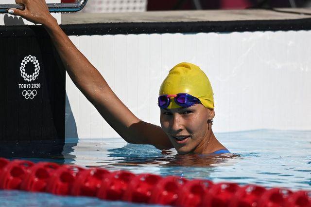 Спортсменка из Башкирии установила новый олимпийский рекорд в Токио