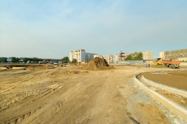В Новотроицке следом за Молодежной аллеей займутся реконструкцией стадиона школы №13.