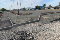 В Оренбурге активисты выявили нарушения, допущенные при строительстве парка в Южном поселке.