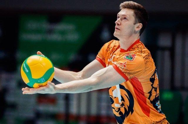 Игорь Кобзарь — бывший капитан волейбольного клуба «Кузбасс».