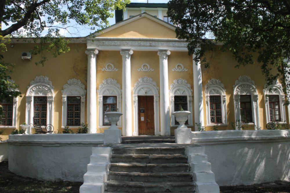 Музей Хреновского конезавода