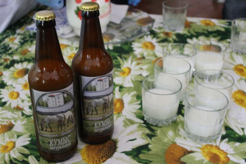 Кумыс. Делается из кобыльего молока