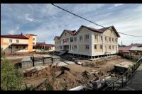 В Красноселькупе расширяют больничные площади