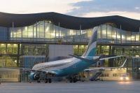 В международном аэропорту «Борисполь» открылся пункт вакцинации