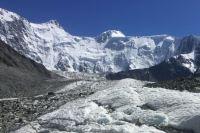 Площадь ледников уменьшается во всём мире