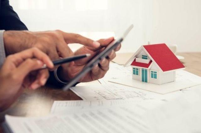В Оренбуржье почти половина задолженности перед банками приходится на ипотечные кредиты.