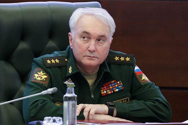 Начальник Главного военно-политического управления ВС РФ.