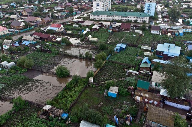 Более 24 тыс. человек пострадали от наводнения на Дальнем Востоке