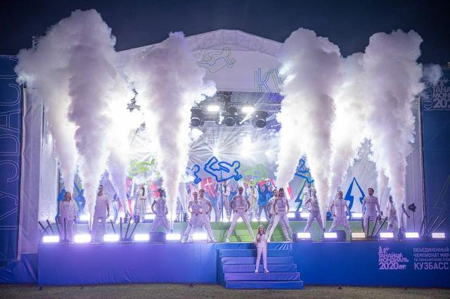 В Кузбассе проходит Чемпионат мира по парашютному спорту