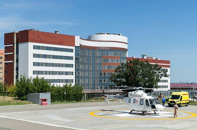 Так будет выглядеть новый корпус онкологического центра.
