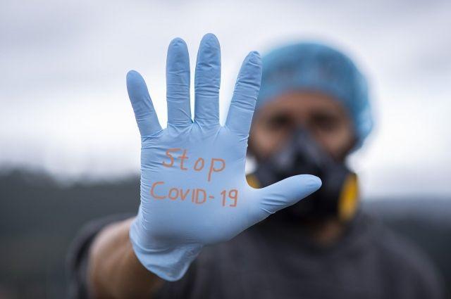 В Оренбургской области за сутки выявлено 357 новых случаев заражения COVID-19.