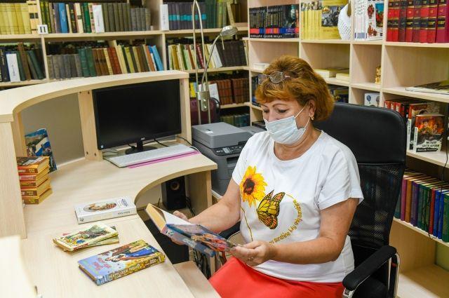 Помимо Краснинской библиотеки, преобразятся также центральные районные библиотеки в Сафонове и Гагарине.