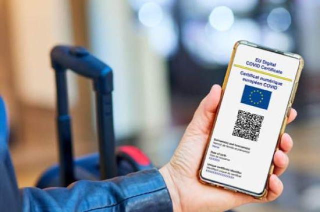 Украинский COVID-сертификат находится на последнем этапе одобрения в ЕС