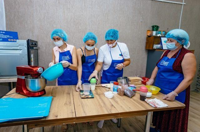 В этом году «Газпром нефть» в рамках грантового конкурса поддержала более сорока социальных инициатив оренбуржцев.