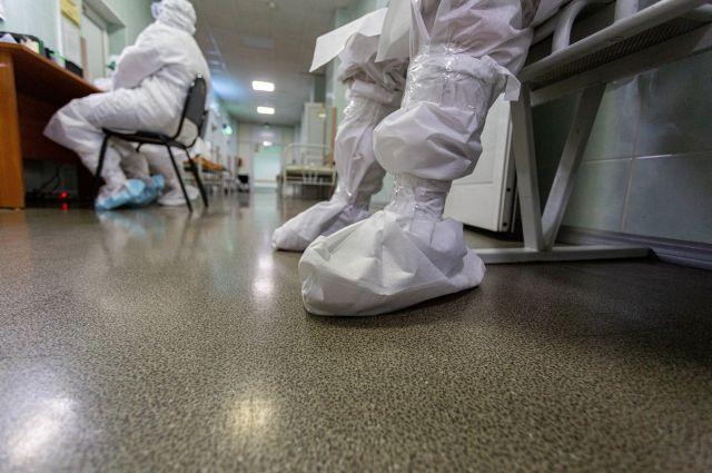 Три больницы начали работать в привычном режиме.