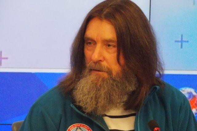 Путешественник Федор Конюхов совместно с УМВД Оренбуржья записал обращение в гражданам.