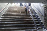 Переход «подвал сталкеров» на Пролетарской в Оренбурге отремонтируют за 10 млн рублей.