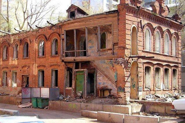 На реставрацию дома Тикуновых недавно нашёлся инвестор.