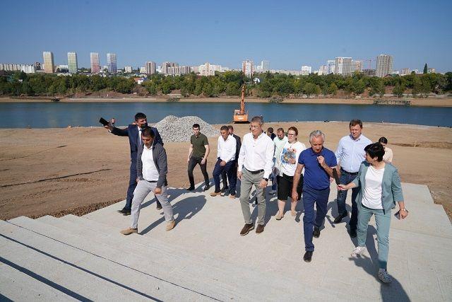 Реконструкция парка «Кашкадан» в Уфе завершится ко Дню республики