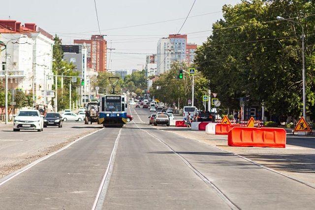 Два популярных трамвайных маршрута возобновили в Уфе