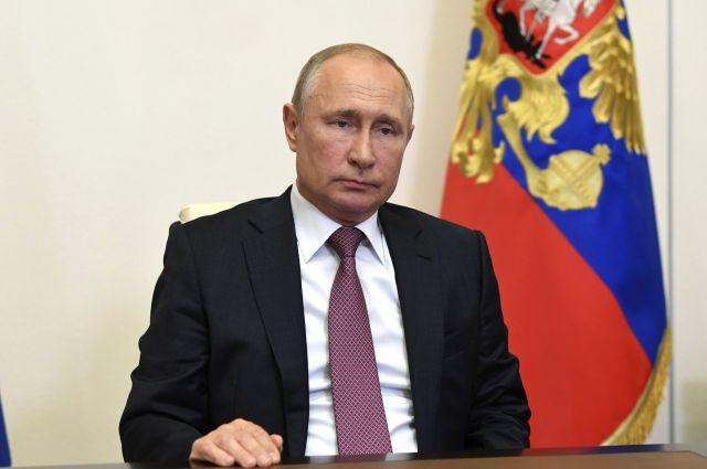 Путин поздравил Индию с Днем независимости