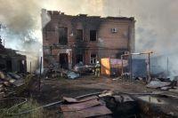 Пострадавшим от пожара в центре Оренбурга помогут всем возможным.