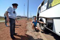 В Оренбурге после трагедии в Воронеже проверили пятнадцать автобусов маршрутов №67 и 51.