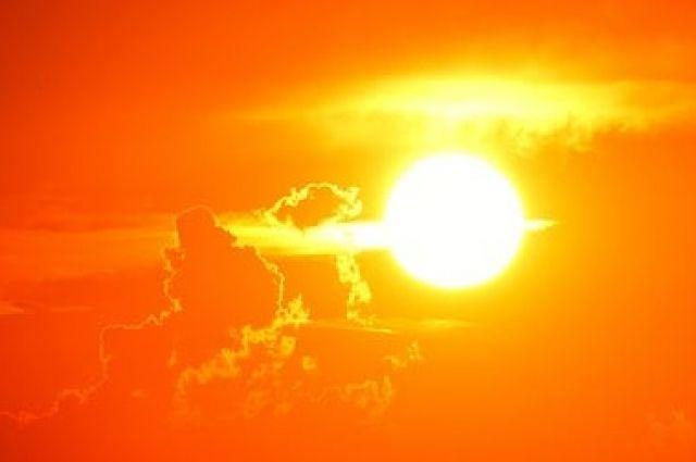 Третий раз за август температура воздуха в Уфе побила рекорд жары