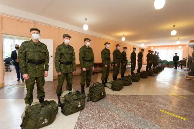 В Орске трое молодых людей уклонялись от службы в армии.