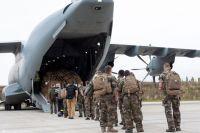 Операция по эвакуации гражданских лиц из Афганистана.