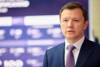 Владимир Ефимов, заместитель мэра Москвы повопросам экономической политики иимущественно-земельных отношений.