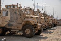Американские военные готовятся к эвакуации из Афганистана.