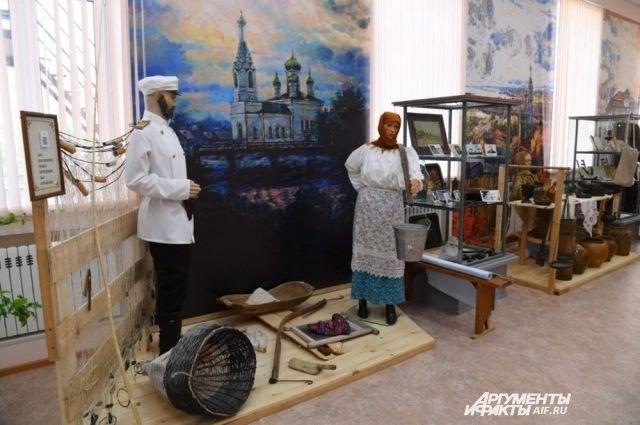 Гостей музея ждут для знакомства с множеством интересных экспозиций.