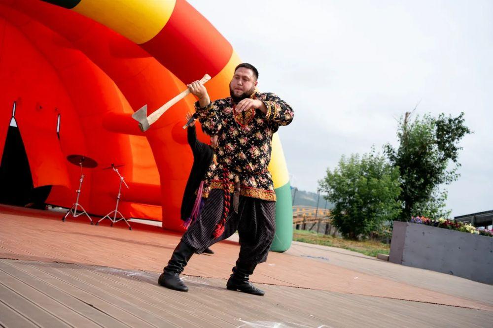 Фестиваль кузнечного мастерства «Дархан-2021»